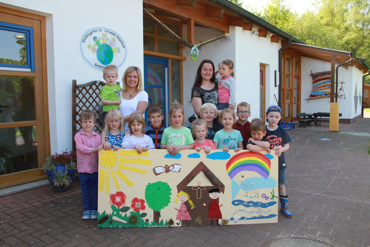 Kindergarten Feiert 20 Geburtstag Katholische Kitas Hochstift